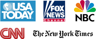 Small business news stories, USA Today, Fox News Channel, NBC, CNN, New York Times